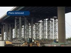 ▶ Repair Work on I-495 Bridge in DE - YouTube