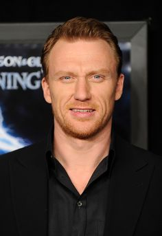 """Kevin McKidd Photos - Actor Kevin McKidd attends the premiere of """"Percy Jackson & The Olympians: The Lightning Thief"""" at AMC Lincoln Square 13 on February 2010 in New York City. - Premiere Of """"Percy Jackson & The Olympians: The Lightning Thief"""" Grey's Anatomy, Greys Anatomy Men, Kevin Mckidd, Redhead Men, Owen Hunt, The Lightning Thief, Its A Mans World, Evolution Of Fashion, Red Hair Color"""