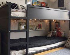 51 cool Ikea Kura beds ideas for your kids room Ikea Kids Bed, Ikea Boys Bedroom, Kids Bedroom Furniture, Bed Ikea, Ikea Toddler Room, Ikea Childrens Bedroom, Boy Bedrooms, Girls Bunk Beds, Kid Beds