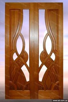 Double-door-design :Entrance double door is that the most appealing a part of any house. The style of entrance door adds charm and character to the house decoration. Wooden Front Door Design, Double Door Design, Door Gate Design, Room Door Design, Wooden Front Doors, Door Design Interior, Latest Door Designs, Door Design Images, Glass Design