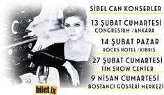 Sibel Can Konserler...