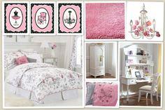 China Doll Bedroom