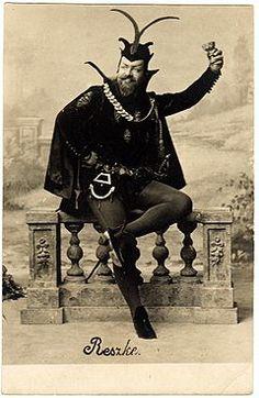L'età dell'innocenza - Mefistofele nel Faust di Gounod