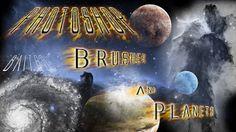 Pincéis (Brushes) do Universo e Renders de planetas | Bait69blogspot
