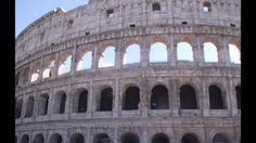 Visite de Rome Italie photos mise en video