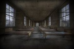 Cambridge Military Hospital | Community Post: 20 Abandoned British Buildings That Are All Kinds Of Weird