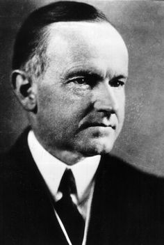 Two-Term President Calvin Coolidge finished Harding term, after he died of a heart attack and earned one of his own.