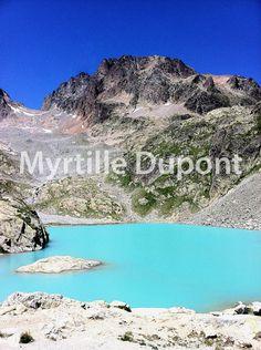 Lac Blanc turquoise 1