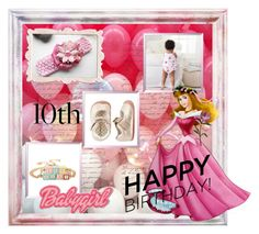 """""""Celebrate Our 10th Polyversary!"""" by airin-flowers ❤ liked on Polyvore featuring Carter's, polyversary and contestentry"""
