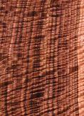 picture of figured black walnut lumber