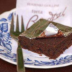 TORTA BAROZZI - delizia di cioccolato e caffè, dalla ricetta segreta.. la regina dei dolci modenesi!