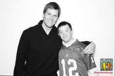 On January 26, 2012, New England Patriots Quarterback Tom Brady kicked off 'Team Tom Brady', in support of Best Buddies International. Team Tom Brady will be participating in the 2012 Best Buddies Challenge: Hyannis Port.    Join Tom's team by visiting www.teamtombrady.org, and help Best Buddies in creating more opportunities for social inclusion for people with intellectual and developmental disabilities.