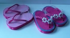 Let's create: Some Sandals For The American Girl Dolls