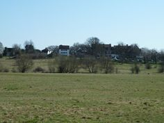 Essex Walks Epping Forest Favourite Family Walking Route. Looking Across Chingford Plain To Queen Elizabeths Hunting Lodge.    http://www.walksandwalking.com/2012/05/walks-and-walking-essex-walks-epping-forest-family-walking-route/
