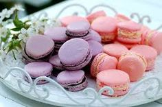 Image result for pink macaroons