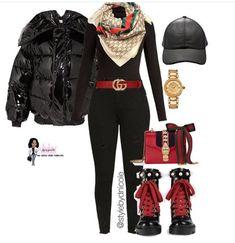 Black Women Fashion, Cute Fashion, Urban Fashion, Fashion Outfits, Womens Fashion, Fashion Trends, Fashion Styles, Fashion Fashion, Fashion Online
