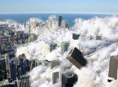 New Report Warns Of Tidal Wave Of Distressed Property Sales The Shape Of Water, Relation D Aide, Tsunami Waves, Distressed Property, Sea Monsters, Extreme Weather, End Of The World, Natural Disasters, Science And Nature