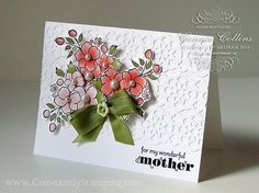 Bordering on Romance, Mother's Day, Stampin' Up!