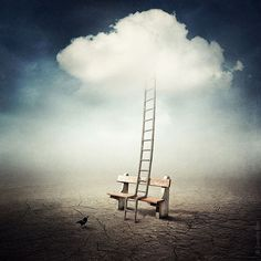 21 New Photo Manipulations by Sarolta Ban | Bored Panda repinned by www.BlickeDeeler.de