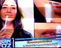 Tips Mengatasi Bibir Hitam Ala Dr OZ Indonesia | Dr Oz Indonesia | Tips | Diet | Sehat | Alami
