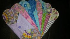 Forever Evelyn liners - each Mama Cloth