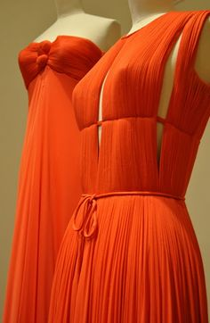 From the Madame Gres Exhibit
