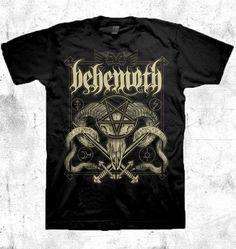 Behemoth Vintage Goat Skull for $19.95  http://www.jsrdirect.com/merch/behemoth/behemoth-vintage-goat-skull-tshirt  #behemoth #goatskull #vintagegoatskull #skull #vintage #metaltees #bandtshirts #metaltshirts #bandtees