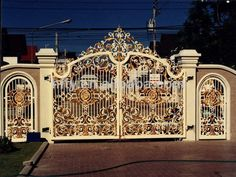 Wrought Iron Gate for house/villa/appartment $800~$1500