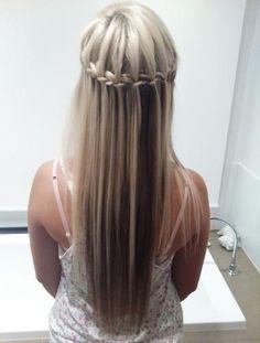 Such a cool braid ideas!