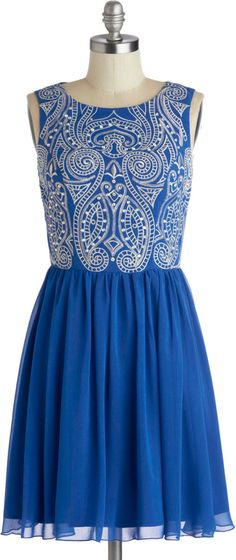 ModCloth Belle of the Ballet Dress on shopstyle.com