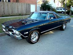 1968 Muscle Cars