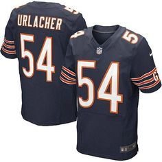 Mens Nike Chicago Bears #54 Brian Urlacher Elite Team Color Blue JerseyaShop for Official Mens Nike Chicago Bears #54 Brian Urlacher Elite Team Color Blue Jersey. Get Same Day Shipping at NFL Chicago Bears Team Store. Size S, M,L, 2X, 3X, 4X, 5X.$129.99