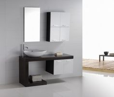 Modern Bathroom Vanities Port Moody bathroom vanities ikea and modern floating silver wooden vanity