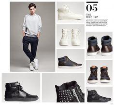 ff898c4415a H M Unveils Mens Shoes Guide image HM Mens Shoe Guide 005 800x742 Swedish  Fashion