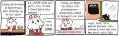 Breaking Cat News by Georgia Dunn for Jun 20, 2017 | Read Comic Strips at GoComics.com