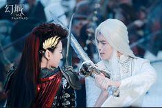Ice Fantasy: Ying Kong Shi VS Yan Da