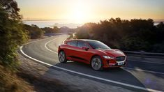 Style + Innovation Jaguar's first electric all-performance SUV, the 2019 Jaguar I-PACE hits U. roads early next year. This appealing crossover combines visually dramatic and aerodynamic elements with practicality. New Jaguar, Golf Cart Batteries, Home Design Magazines, Jaguar Land Rover, Clean Your Car, Car Manufacturers, Electric Cars, New Tricks, Used Cars