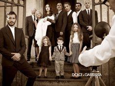 La campagne Dolce & Gabbana printemps-été 2012 par Mariano Vivanco