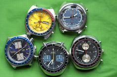 IN-DEPTH: Your Vintage Seiko Chronograph BuyingGuide - Watches Worth Knowing About - HODINKEE