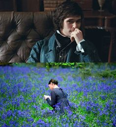 Bright Star - Everything is just marvelous in this movie - the cinematography, the music...yay!