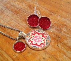 By gabby Handmade Resin Jewellery