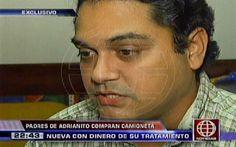 Padres de niño Adrianito compraron una camioneta de más de US$16 mil