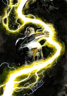 Black Adam by Philip Tan