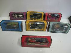 7 Mixed Lot Lesney Matchbox Cars In Their Original Boxes 1980 Circa Models 18 - http://www.matchbox-lesney.com/25347