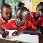 $20 provides school supplies for a child for a year  foodforthepoor.org