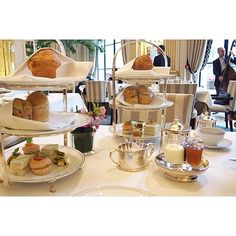 Afternoon tea at The Peninsula Paris.   Classy atmosphere and live band. Can't leave Paris without trying this ❤️  #afternoontea #tasteofparis #sundayvibes #paris #pâtisseries #thepeninsulaparis