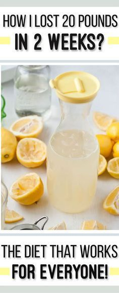 The diet is purely based on drinking lemon water every day for 2 weeks. At the end of the two weeks you are expected to lose up to 20 pounds. I have not tried this though I am very much tempted to …