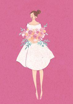 Colourful Characters - Emma Block Illustration