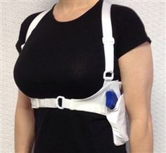 Lotus Ladies Concealed Carry Holster. Designed by women for women. Product Image.