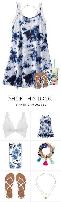 """""""don't you love getting screwed over? """" by preppymilitarybrat ❤ liked on Polyvore featuring Cosabella, Casetify, BaubleBar, Billabong and Michael Kors"""